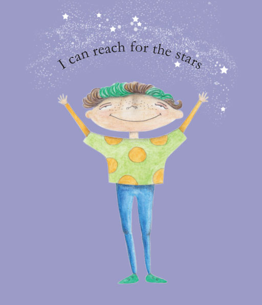 I AM ME - affirmation cards for children